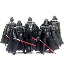 Rare 5pcs Star Wars 2005 Darth Vader Revenge Of The Sith  3.75'' Figure Toy Gift