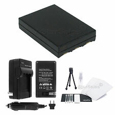 NB-3L Battery + Charger + BONUS for Canon PowerShot SD10 SD100 SD110 SD20 SD500