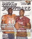 2005 Vince Young Longhorns Dave Campbell's Texas Football Magazine