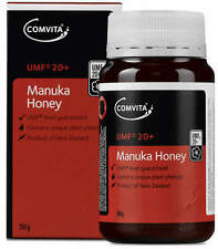 Comvita NEW ZEALAND Manuka Honey 250g UMF 20+ x3