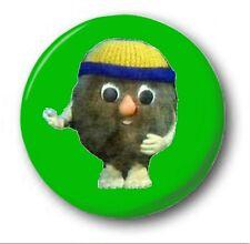 PERKIN FLUMP  - 1 inch / 25mm Button Badge -  Novelty Cute