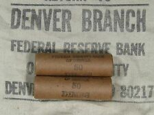 ONE UNSEARCHED - Mercury Silver Dime Roll 50 Dimes - 1916 1945 P D S (29)