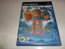 PlayStation 2  PS 2  Age of Empires II: The Age of Kings