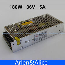 180W 36V 5A Single Output Switching power supply for LED Strip light AC to DC
