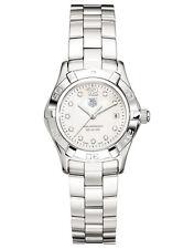 WAF1415.BA0813 Tag Heuer Ladies Aquaracer Swiss Quartz Pearl Diamond  Watch