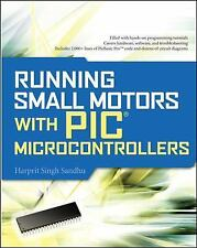 Running Small Motors with PIC Microcontrollers Book~Modeling~R/C Planes~NEW!