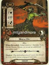 Lord of the Rings LCG  - 1x Moria Orc  #048 - The Road Darkens