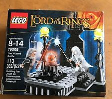 Lego The Wizard Battle 79005 Lord Of The Rings LOTR Toys Blocks 6025201 Complete