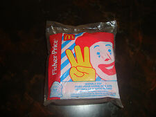 McDonald's---Fisher Price---Puppy In Dog House---Under-3 Toy---1996---Sealed