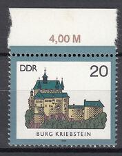 DDR 1984 Mi. Nr. 2911 mit Oberrand Postfrisch (25339)