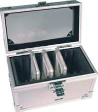 Aluminum Storage & Display Box Case for 10 PCGS or NGC Coin Slab Holders