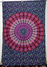 Twin Wall Hanging Hippie Indian Mandala Bedspread Tapestry bohemian Ethnic Throw