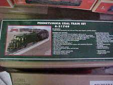 LIONEL,,,# 31749,,,,PRR COAL TRAIN SET