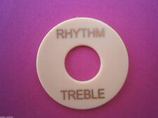 Switch Crema Selector Les Paul  Rhythm / Treble Color  Cream Embellecedor Toggle