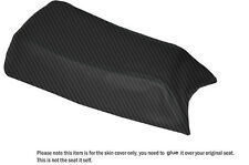 CARBON FIBER VINYL CUSTOM FITS PUCH MAGNUM X 50 SEAT COVER ONLY