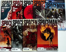 SPACEMAN 1,2,3,4,5,6,7,8,9 (1-9)...NM-...2011...Azzarello & Risso...Bargain!