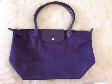 Longchamp Le Pliage Néo (Thick Nylon) Large 1899 Tote - Purple