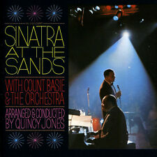 Frank Sinatra At The Sands W/ COUNT BASIE 1966 Come Fly With Me NEW SEALED CD