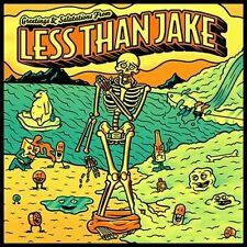 Greetings & Salutations by Less Than Jake (CD, Oct-2012, Sound Pollution)