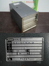 JUMO Punktdrucker Logoprint PD 6 v-44/2