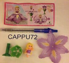 FATE FIORI-FATA VIOLA+BPZ Logo piccolo FT102A ITAKinder sorpresa dolls&fashion