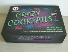 "Brand NEW CRAZY cocktail del ""Selvaggio PARTY"" Bere Gioco Adulti 18's Bazaar GAME"