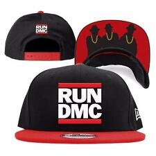RUN DMC LOGO OFFICIAL NEW ERA 9FIFTY SNAPBACK CAP HAT BRAND NEW SUPER RARE
