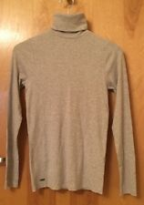 NWT. Ralph Lauren POLO Men's Turtle Neck. Large. Gray.