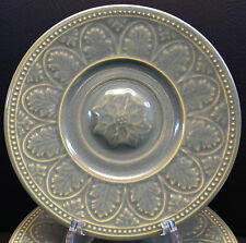 Coventry Parthenon Saucer Plate Multiples Available PTS Inter. Green Embossed