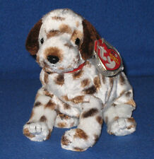 Retired TY BO the DALMATIAN BEANIE BABY - MINT TAGS