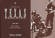 A Taste of Texas Ranching: Recipe Postcards