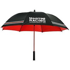 PORSCHE team martini racing grand parapluie Noir / Rouge 2016 Edition
