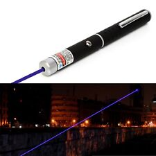 1pc Professional 1MW 8000M Purple Blue Beam Laser Pointer Pen | 532nm LED Lazer