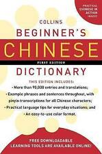 Collins Beginner's Chinese Dictionary (Collins Language), , Acceptable Book