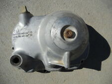 MISC. HONDA CT90 PARTS #5 LEFT ENGINE COVER