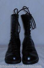 CORCORAN JUMP BOOTS, BLACK LEATHER, MEN'S SZ. 6E, U.S.A.. CLASSIC-LOOK, EUC!