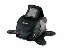 RENNTEC TOUR 26L MOTORCYCLE TANK BAG LUGGAGE SYSTEM POP UP SAT NAV, PHONE HOLDER
