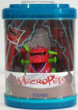 MICROPETS YUK-PICC. ANIMALE INTERATTIVO PROGRAMMABILE-5/6 CM.-GIOCHI PREZIOSI