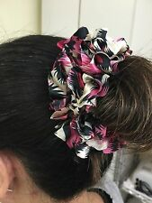 Beautiful Hair Tie Updo Easy Style Comfortable