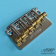 CORDIER BASSE VINTAGE WILKINSONS® BASS Bridge CHROME WBBCCR
