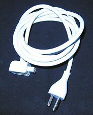 Apple US wall plug extension power cable cord for Ipad  MacBook MagSafe adapter