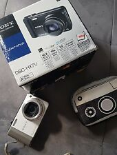 Sony Cyber-shot DSC-HX7V 16.2MP Digitalkamera - Weiß