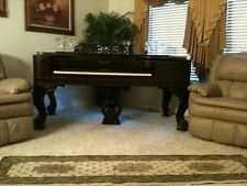1889 Behning square grand piano 24398