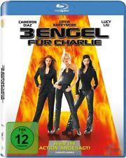 3 ENGEL FÜR CHARLIE (Cameron Diaz, Drew Barrymore) Blu-ray Disc NEU+OVP