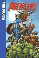 The Masters of Evil (The Avengers)-ExLibrary