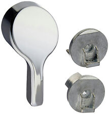Danco Chrome Tub Shower Handle for Moen w/o Pushbutton Diverter #80004