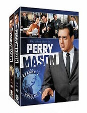 Perry Mason Complete First Season 1 One DVD Set Series TV Show Video Bundle Film