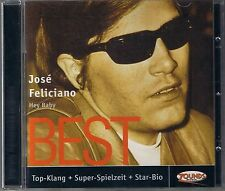 Feliciano, Jose Hey Baby (Best of) Zounds CD RAR