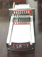 New GREENWALD V8 Coin Chute/Slide 20-00-000-150 / 20-00-042-150 with $1.50 Decal