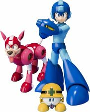 D-Arts Mega Man ROCKMAN Action Figure BANDAI TAMASHII NATIONS from Japan